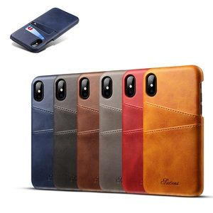 Faux Leather Wallet IPhone Case for 7/7+|8/8+|X